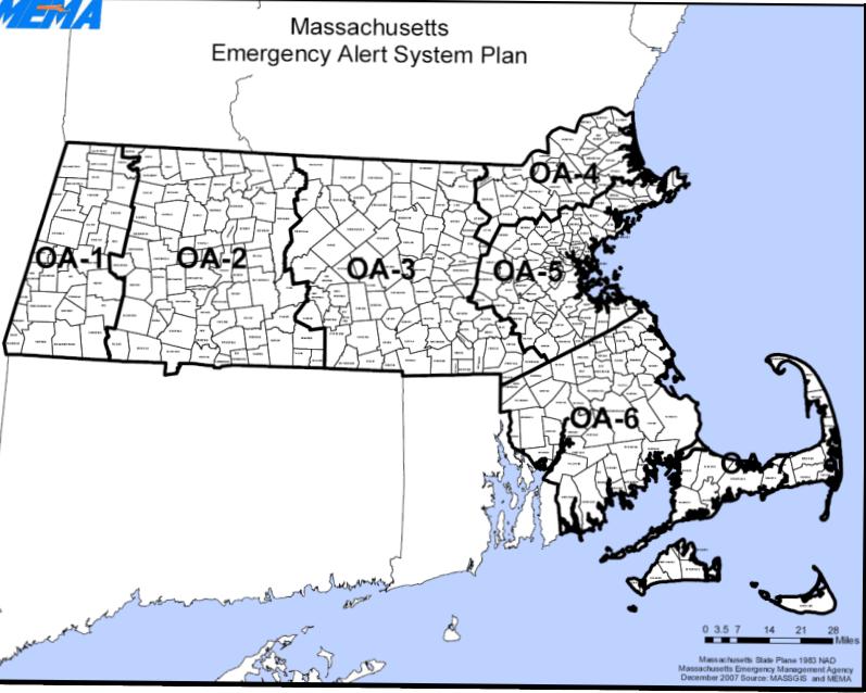 OA Map